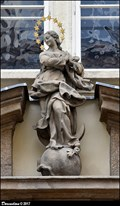 "Image for Immaculata at House ""At the Monkeys"" / Immaculata na dome U Opic - Dlouha trida (Prague)"