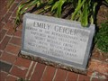 Image for Emily Geiger - Revolutionary Heroine - Cayce, SC