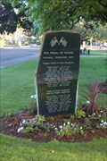 Image for Medal of Honor Recipients - Memorial Park - Beaverton, OR