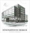 Image for 'Dum pojištovny Merkur'  by  Karel Stolar - Prague, Czech Republic