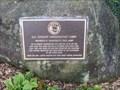 Image for CCC stone - Fillmore Glen State Park, Moravia, NY