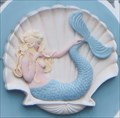 Image for Mermaid Relief - Weeki Wachee, Florida, USA.