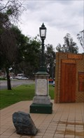Image for Boer War Memorial - Echuca - VIC