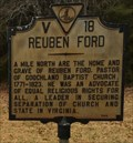 Image for Reuben Ford - Oilville, VA