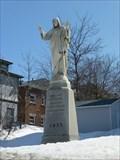 Image for Jésus-Christ ; Ste Jeanne-D'Arc-Sherbrooke-Québec,Canada