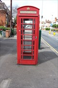 Image for Red Telephone Box - St Mary's Lane, London, UK