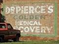 Image for Dr. Pierce's Ghost Sign - Childress, TX