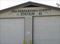 Image for San Bernardino County - Station 41