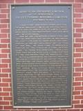 Image for Lincoln Gettysburg Address plaque - Danville National Cemetery - Danville, IL