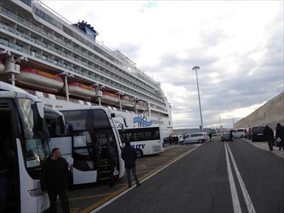 Rome cruise terminal civitavecchia lazio italy - Port of civitavecchia cruise terminal ...