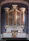 Image for Organ in All Hallows-by-the-Tower (London, UK)