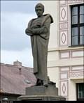 Image for Karel Havlícek Borovský monument - Duchcov (North-West Bohemia)