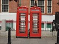 Image for Red Telephone Boxes - Old Ford Road, London, UK