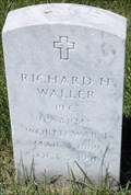 Image for 102 - PFC Richard H. Waller - Leavenworth National Cemetery - Leavenworth, Ks.