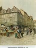Image for Pohled ze Zelneho trhu k Melantrichove ulici  by Vaclav Jansa - Prague, Czech Republic