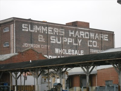 Quot Summers Hardware Amp Supply Co Quot Johnson City Tennessee