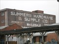 "Image for ""Summers Hardware& Supply Co."" : Johnson City, Tennessee"