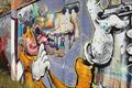 Image for Graffiti wolf -Milano -Italia
