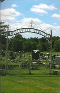 Image for Wellsville Cemetery Archway - Wellsville, MO