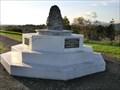 Image for Memorial on Primrose Hill.  Paeroa.  New Zealand.
