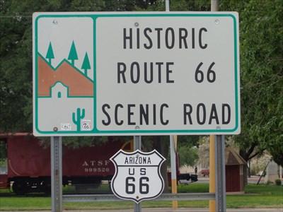 veritas vita visited (Get Your Kicks on) Route 66