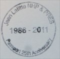 Image for Jean Lafitte NHP and Preserve - New Orleans, LA - 25th Anniversary Stamp