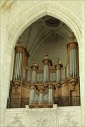 Image for L'Orgue de L'Abbatiale Saint-Riquier - Saint-Riquier, France