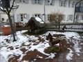 Image for Kleiner Spielplatz vor der Marienapotheke - Prien am Chiemsee, Lk Rosenheim, Bayern, Germany
