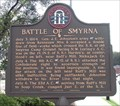 Image for Battle of Smyrna - GHM 033-77 – Cobb Co., GA