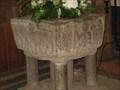 Image for Font - All Saints Church, Minstead, Hampshire, UK