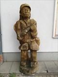 Image for Hölzerner Feuerwehrmann in Rommerskirchen, NRW [GER]