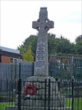 Image for Barnsley Sportsmen Memorial, Shaw Lane, Barnsley, UK.