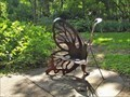 Image for Butterfly Bench - Fort Worth, TX