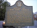 Image for Battle of New Hope Church - GHM 110-28 - Paulding County