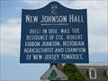 Image for New Johnson Hall - Salem, NJ
