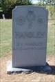 Image for B.K. Handley - Lane Cemetery - Celeste, TX