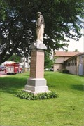 Image for Thomas Morgan Monument ~ Winfield, KS