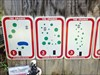 Hole Signs, Spotsylvania, Virginia