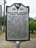 Image for Williams Chapel A.M.E. Church - Orangeburg, South Carolina
