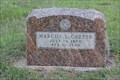 Image for Marcus L. Carter - Mt. Pleasant Cemetery - Tolar, TX