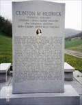 Image for Clinton M. Hedrick-Riverton, WV