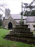 Image for St Giles - Churchyard - Gileston, Vale of Glamorgan, Wales.