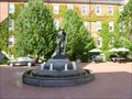 Image for Frank Vellaccio Fountain , College of the Holy Cross - Worcester, MA