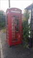 Image for Red Telephone Box - The Street - Lynsted, Kent