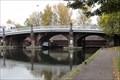 Image for Stone Waterloo Bridge Over Bridgewater Canal - Runcorn, UK