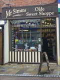 Image for Mr Simms Olde Sweet Shop - Congleton, Cheshire, UK.