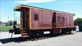 Image for Southern Pacific Caboose #4637 - Sparks High School - Sparks, NV