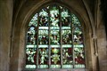 Image for East Window Pershore Abbey Pershore Worcestershire UK