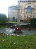 Image for World War II Memorial in Bierley Church - Bradford, UK