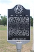 Image for Oaklawn Cemetery